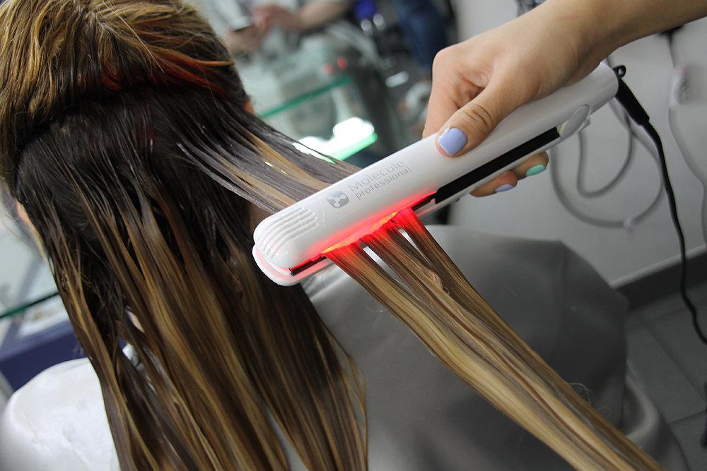 Инфракрасное лечение волос отзывы