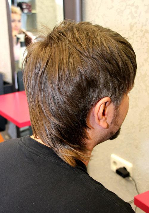 Стрижка женская парикмахер